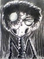 Robot Crab Zombie by eszalkowski229