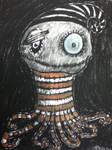 Freddy the Octopus