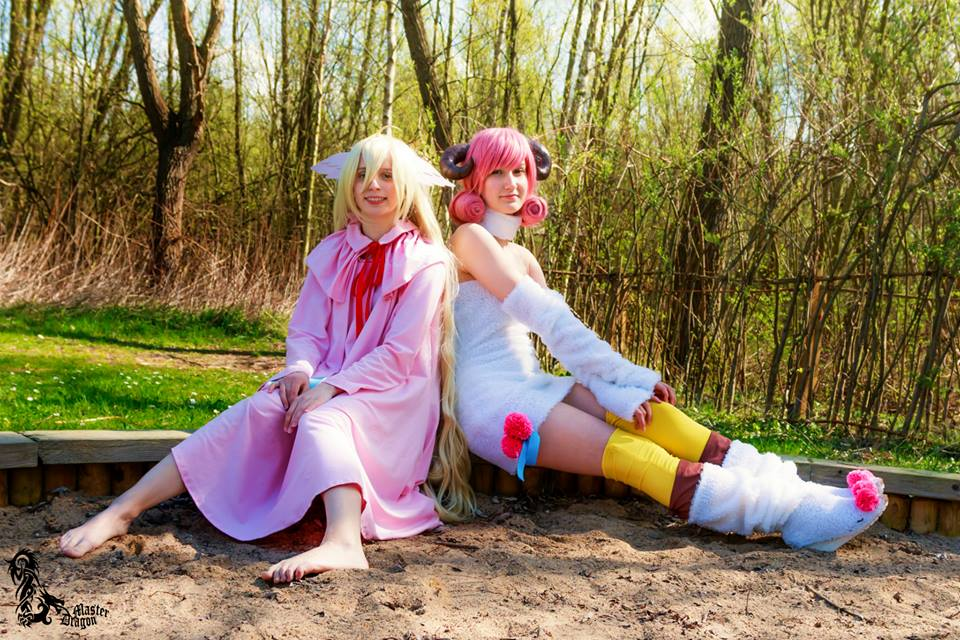 Aries and Mavis - Fairy Tail by NikaCosplay on DeviantArt