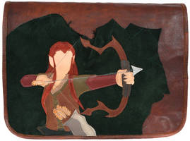 Unique Bag - Tauriel (The Hobbit)