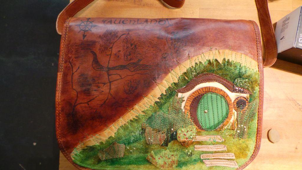 Hobbit Bag number 2 :D by NikaCosplay