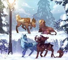 Snowy January {Umalyn PROMPT}