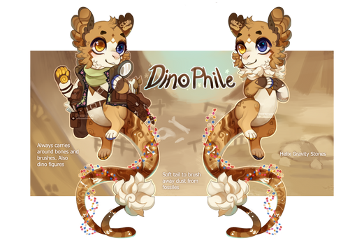 Kamishiba Guest Adopt - DINOphile | Auction |