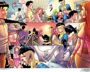 Invincible54 p16-17 COLORlo fco plascencia by fco