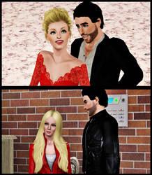 The Sims 3 CaptainSwan by LexyRomanova