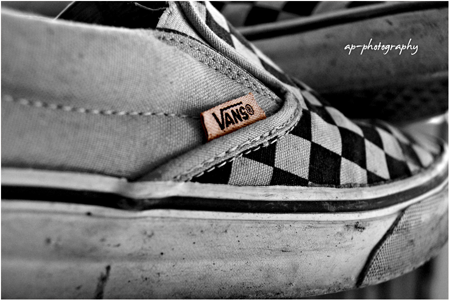 vans shoe commercial