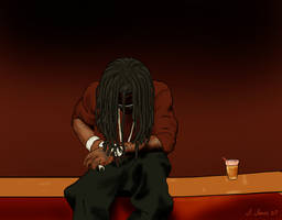 Lil' Wayne by justinjones20