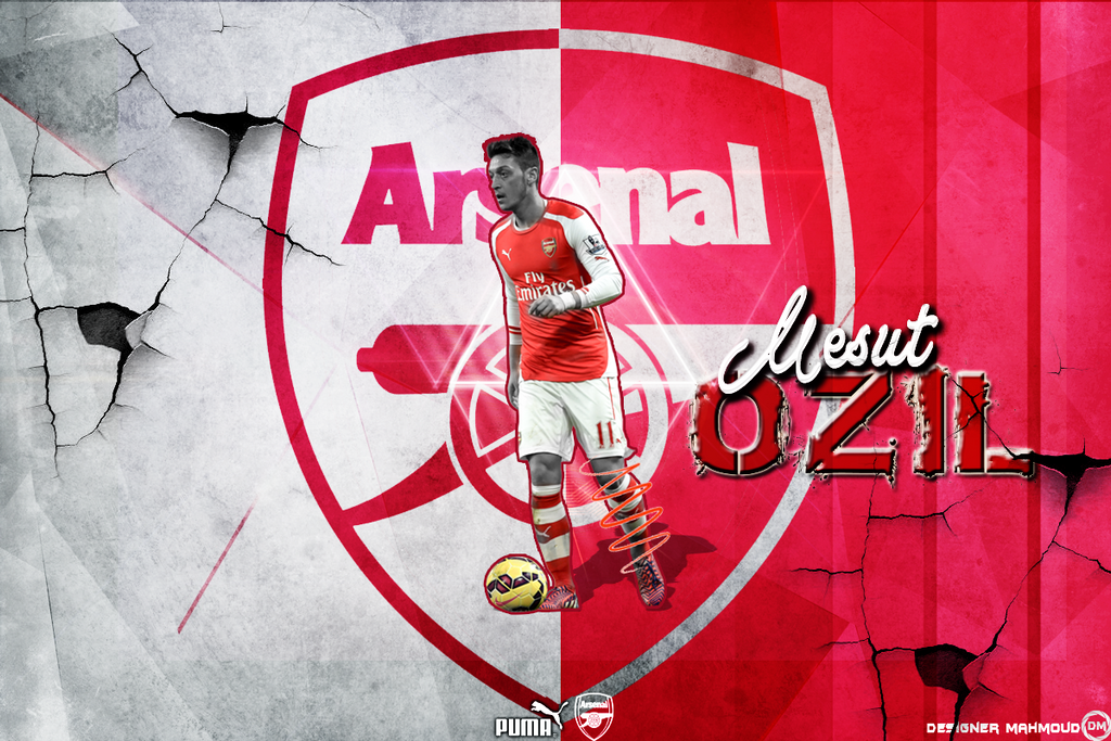 Mesut Ozil Wallpaper By Mahmoddesigner On DeviantArt