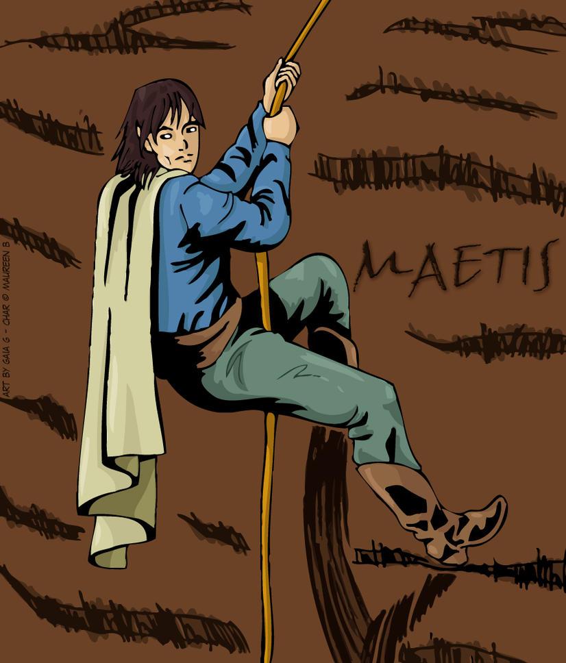Maetis by gg-al