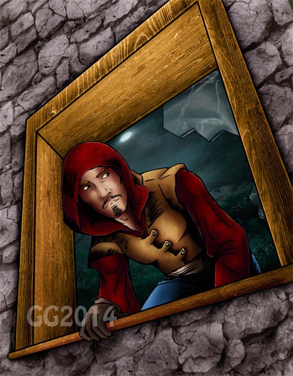 Thief by gg-al