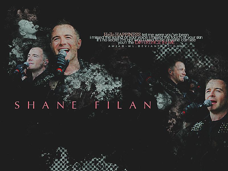 Shane Filan - Westlife by Amjad-WL
