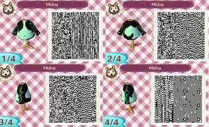 Midna Design QR code