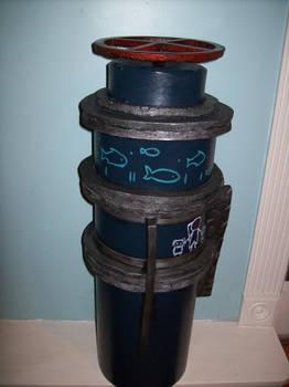 Big Sister - BioShock 2 - Oxygen Tank