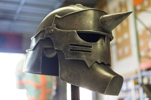 Alphonse Helmet 1