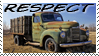 Rusty Truck Stamp by CreativelyStrange