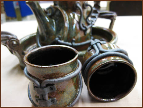Industrial Tea Set 2