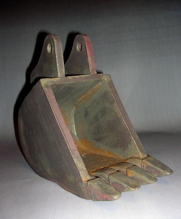 Excavator bucket 03 by CreativelyStrange