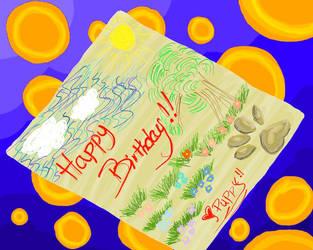 Another Birthday by DirePuppy