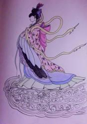 Lady by DirePuppy