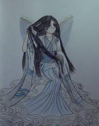 Lady #2 by DirePuppy