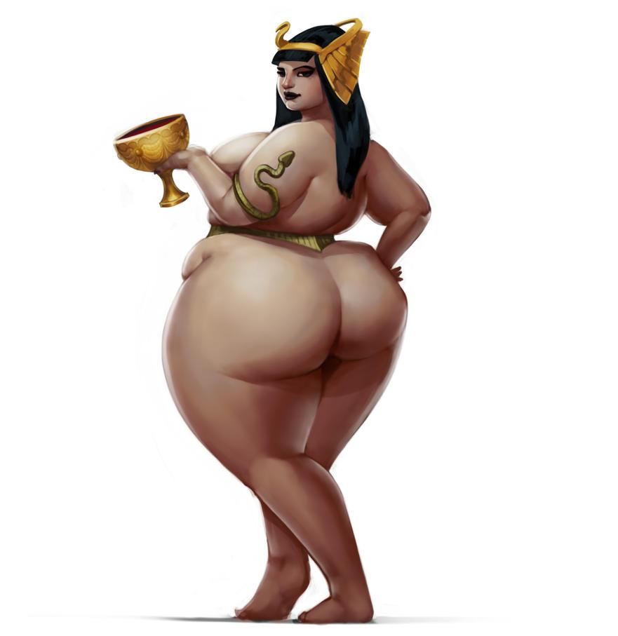 Cleopatra by abebae