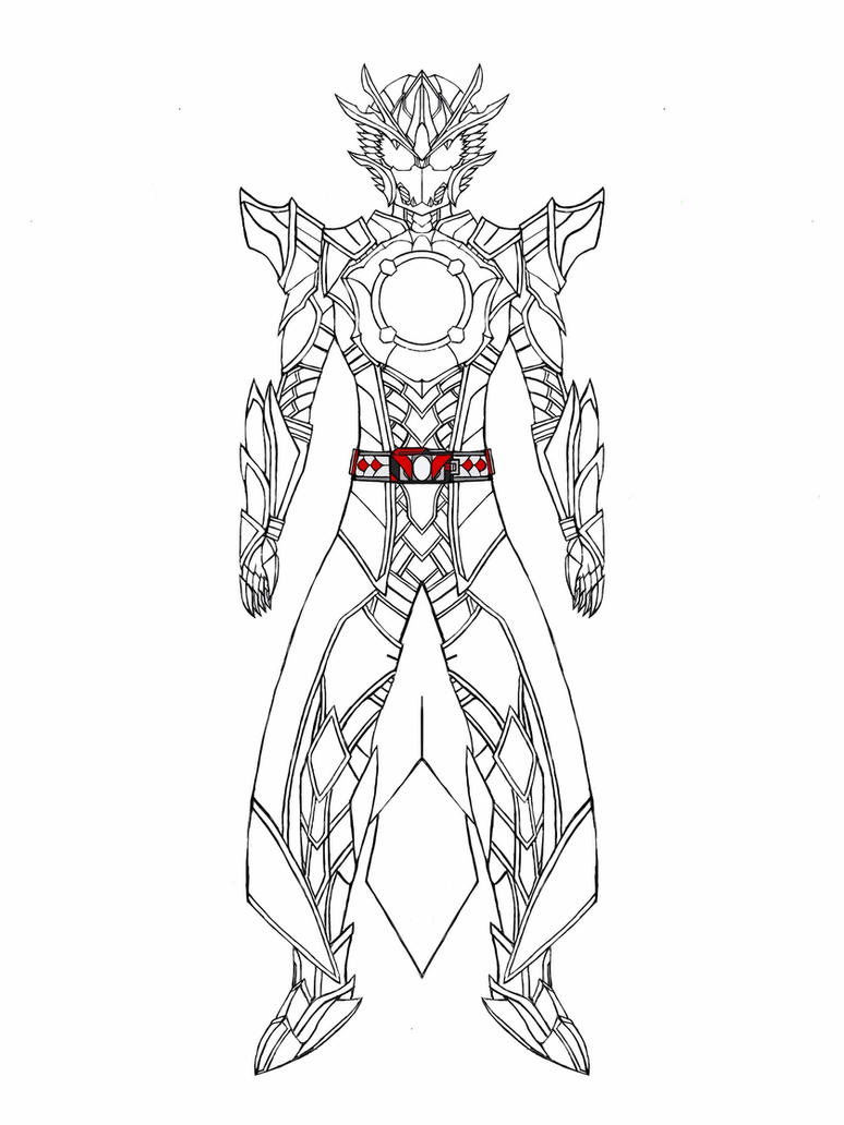 Kamen Rider Coloring Pages Zombie Child Greely Not Kamen Rider Coloring
