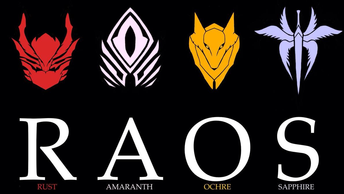 Rwby Oc Symbols Team Raos By Ollytrinity1397 On Deviantart