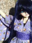 Little Hanako. by PoisonedDaggerBJDs