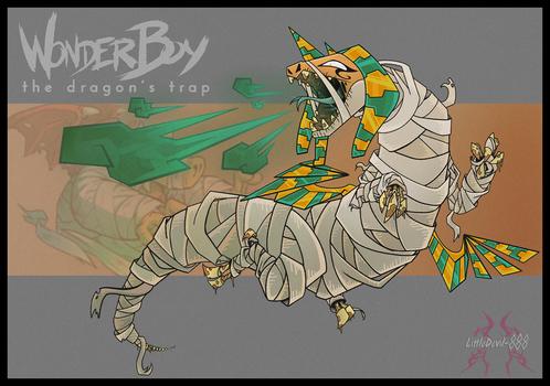 Wonder Boy Mummy Dragon