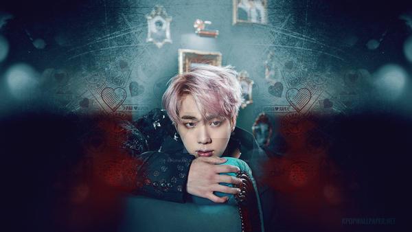 Wings Jin Desktop Wallpaper By Kpopwallpaperonly On Deviantart