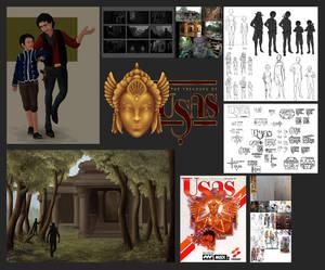 Redesign: The treasure of Usas