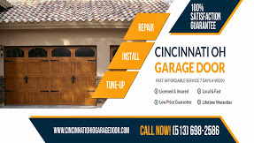 Cincinnati Ohio Garage Door by ohiogaragedoor