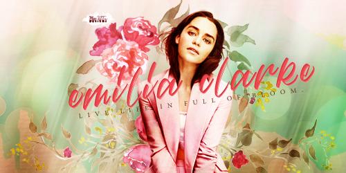 Signature Emilia Clarke 1 by MissKettyDesigns