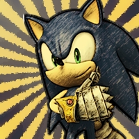 Sonic the knight Icon by infersaime