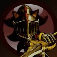 Shadow the knight icon by infersaime