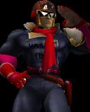 Shadow fan captain falcon csp by infersaime