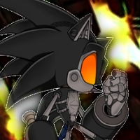 Silver Sonic II icon by infersaime