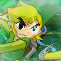 Toon Link icon by infersaime