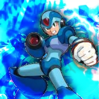 Megaman X icon by infersaime