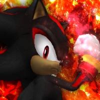 Shadow the hedgehog icon by infersaime