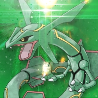 Rayquaza icon by infersaime