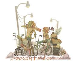 Nightmares on REM Street by raps0n