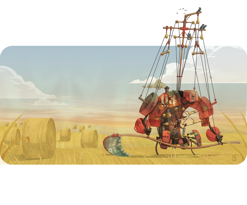 hay fever by raps0n