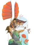 the junk boat dragon