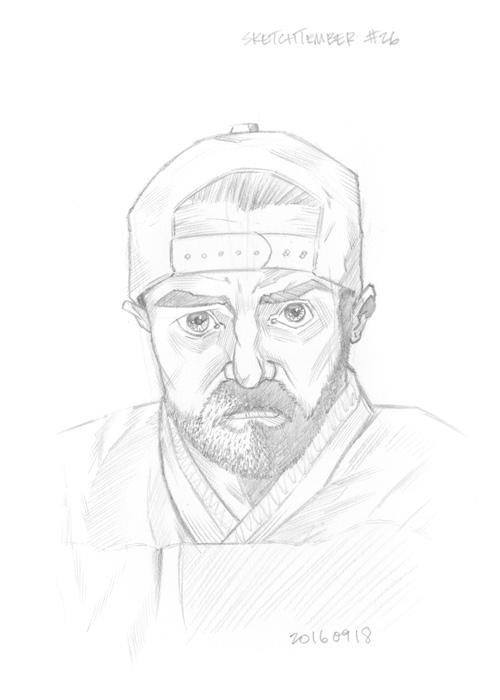 Sketchtember2016 26 by retch-a-sketch