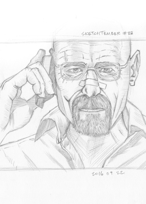 Sketchtember2016 28 by retch-a-sketch