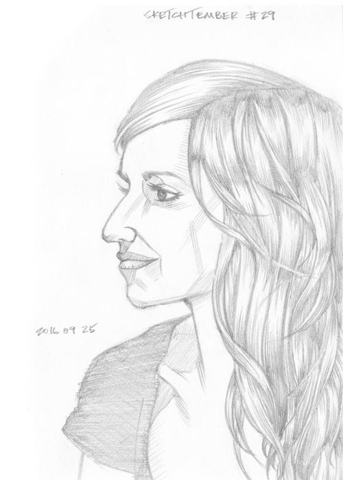 Sketchtember2016 29 by retch-a-sketch
