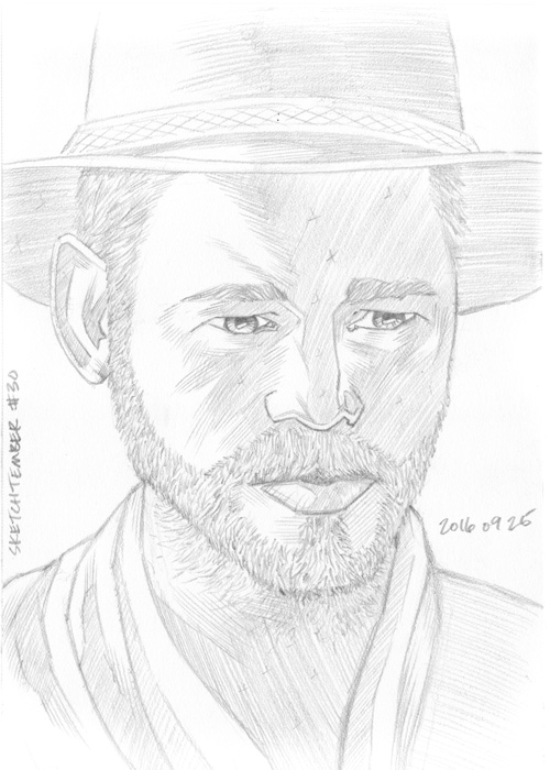 Sketchtember2016 30 by retch-a-sketch