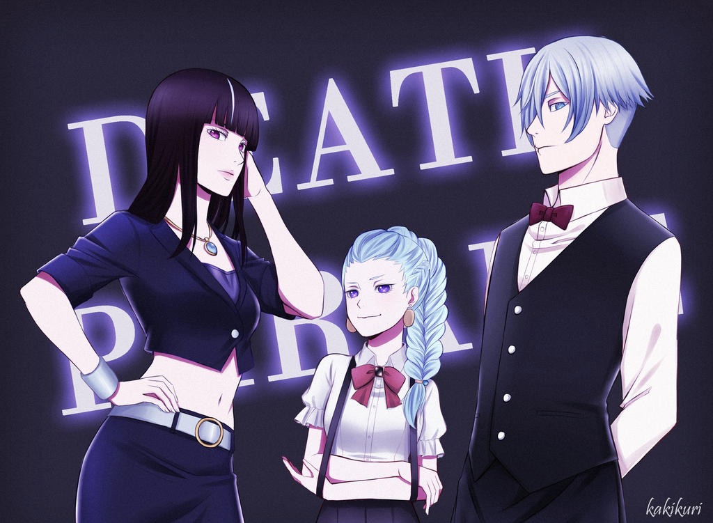 Death parade by kakikuri1