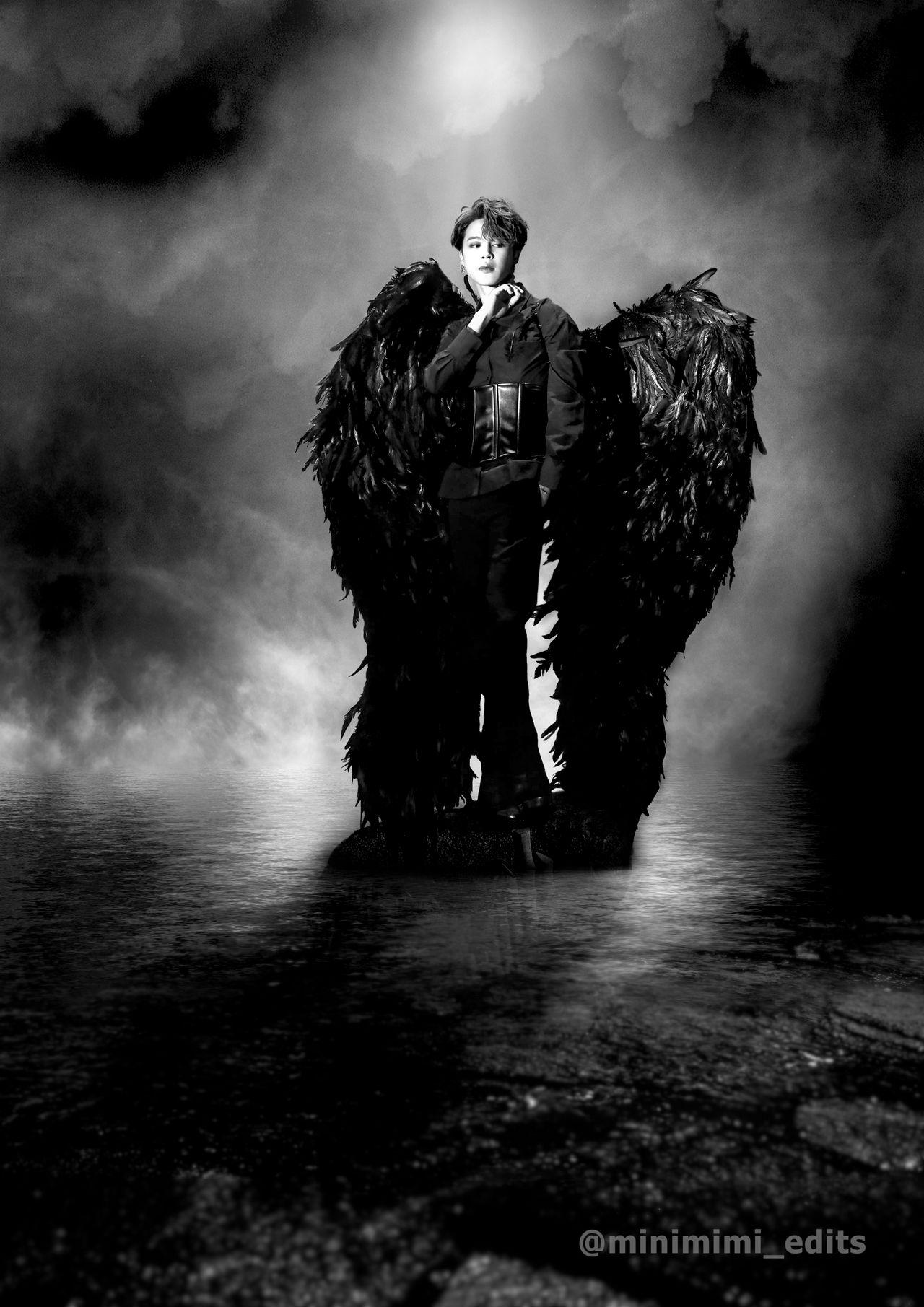 Dark Angel Jimin